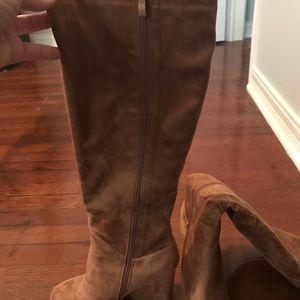 OTK boots/ never worn